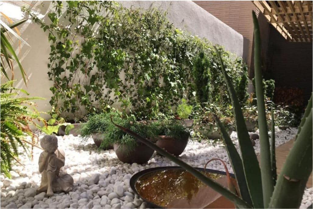 Jardín Zen Pedres